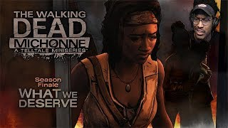 Video ... OKAY? I GUESS? | The Walking Dead: Michonne | #3 [FINALE] download MP3, 3GP, MP4, WEBM, AVI, FLV Agustus 2017