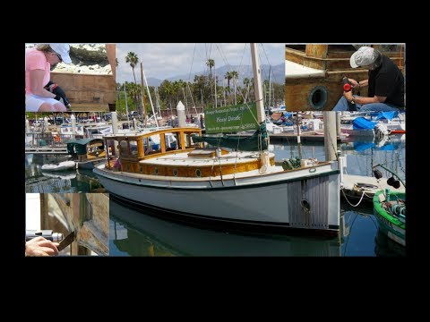 Help the Ranger for its 100th Birthday at the Santa Barbara Harbor.