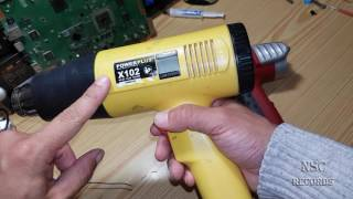 Here´s the difference between a Cheap & a Good Heatgun By:NSC