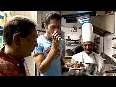 Savouring Delhi's street food