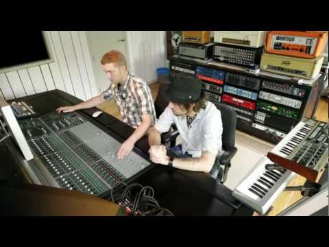 The Dukes au studio Rec'n Roll : vivez le mixage du single Sugar Cut, avec Pro Tools HDX