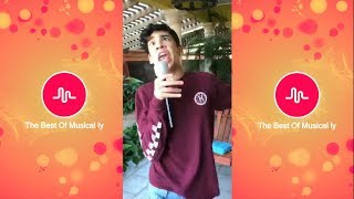 I like to sing, dance, pretend -------  the best of musical.ly