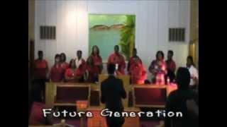 Future Generation singing Search Me Lord/Joy