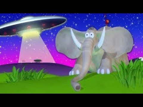 When Gazoon Enters Spaceship | Funny Cartoon For Kids | Gazoon Official