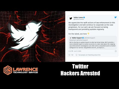The July 2020 Twitter Hackers Have Been Caught!