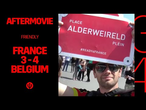 #TousEnsemble : France - Belgium, the aftermovie