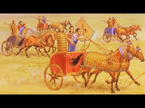 Ancient Mesopotamian Music - Hittite Chariots