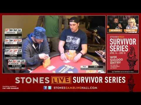 Survivor Series Event #6: 8/16 Omaha Hi/Lo Split - May 21, 2016 [EDIT]