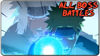 Naruto Shippuden Ultimate Ninja Storm 2 All Bosses