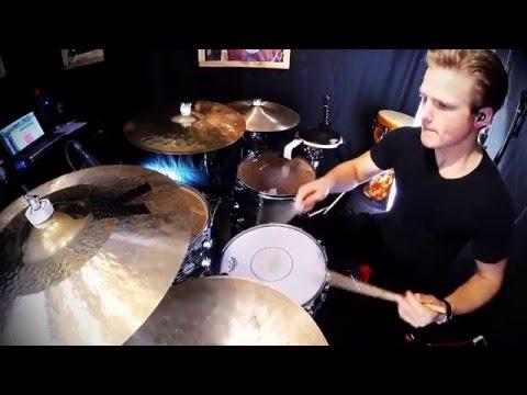 GENESIS: No Reply - Jon Hull Drum Cover