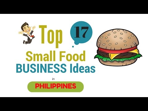 Top 17 Small Food Business Ideas in the Philippines