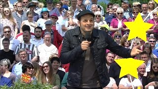 Kaya Yanar - (LIVE) - ZDF Fernsehgarten 14.05.2017