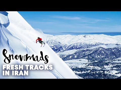 Snowmads: Fresh Tracks in Iran | Episode 4