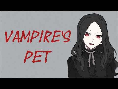 Vampire Girl Makes You Her Pet (ASMR Roleplay) Part 1