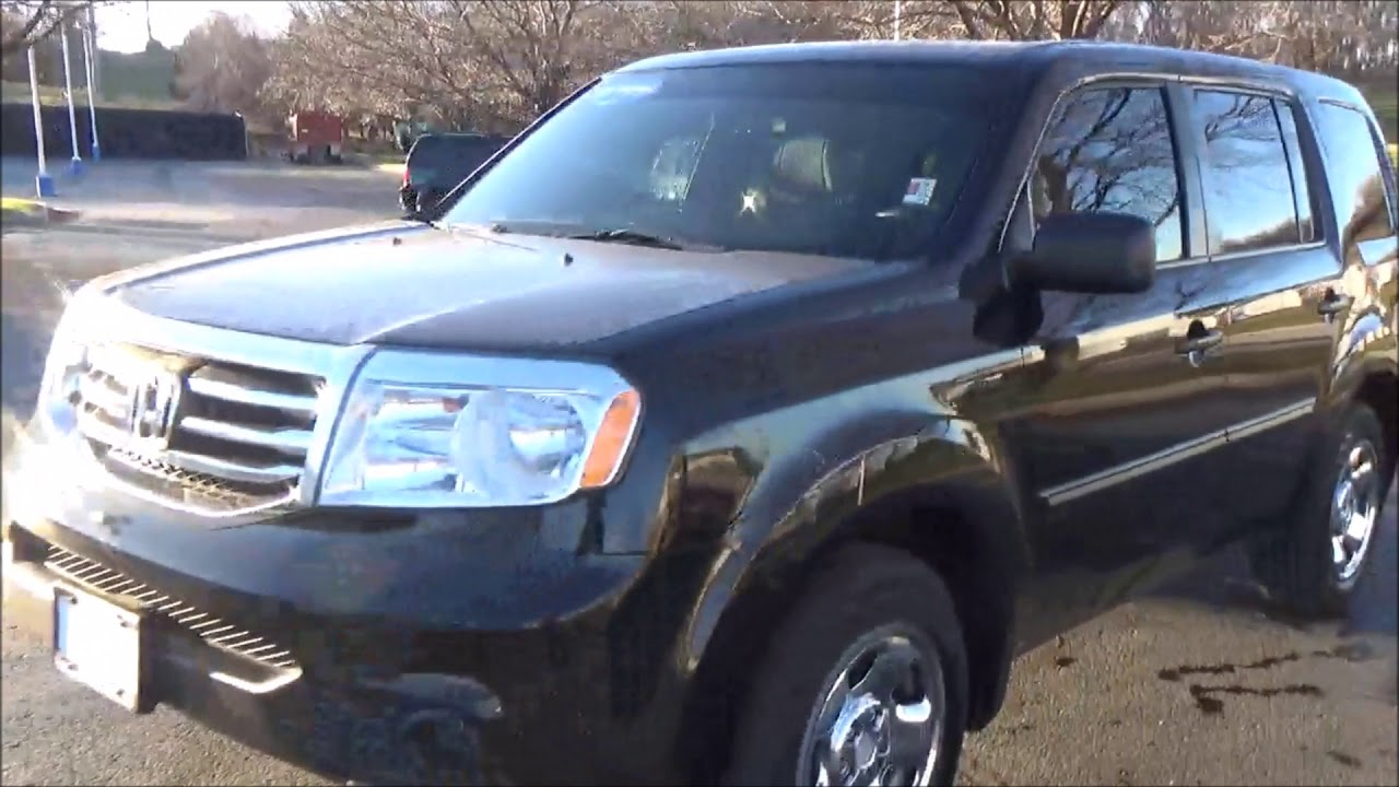 Certified Used 2015 Honda Pilot Lx 4wd For Sale At Honda Cars Of