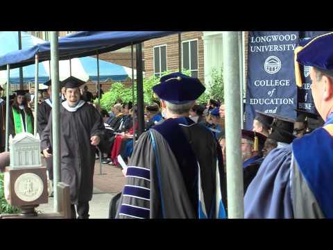 Longwood University 2013 Undergraduate Commencement