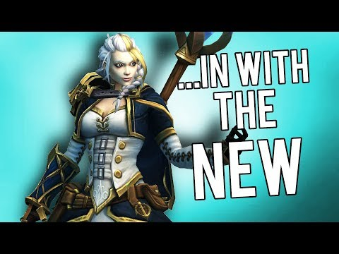 BFA Classes With MOST Changes! - World of Warcraft: Battle For Azeroth (BETA)
