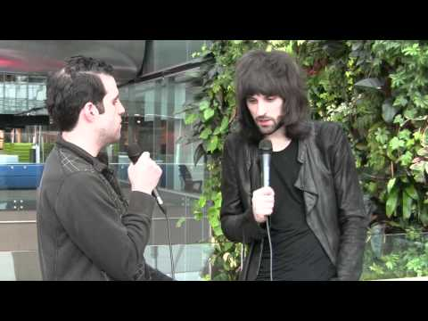 Interview with Kasabian