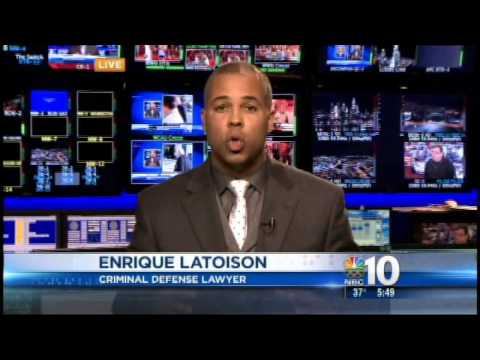 Delaware County Criminal Defense Attorney Enrique Latoison comments on Monsignor William Lynn's conviction being overturned... NBC