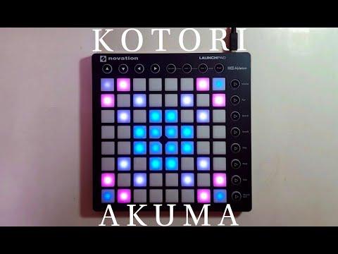 Kotori - Akuma //BlackPads X Wait What Launchpad Collab