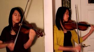 Pink ft Nate Ruess-Just Give Me A Reason Violin Cover