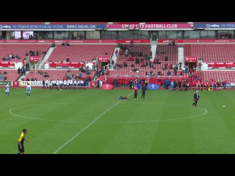 English Schools' FA National Finals @ Stoke City FC - Day 3