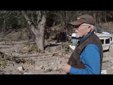 River Forks Inn: (Drake, Colorado) RV didn't get out
