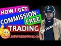 Understanding commissions and swap fees FinPro Trading ECN Account