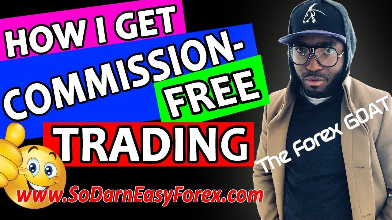 Commission free forex
