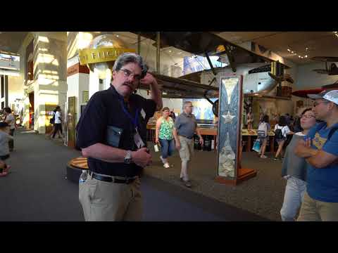 Air and Space Museum Guided Tour