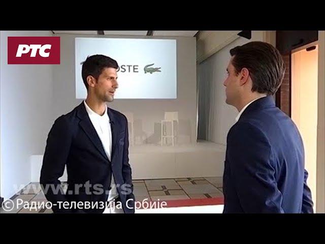 Novak Đoković, specijal