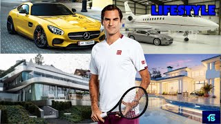 Roger Federer Lifestyle 2020