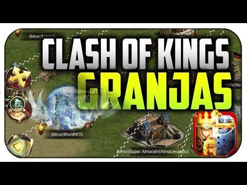Clash Of Kings | GRANJAS BOTS ¿Como TENER, Qué Son...?