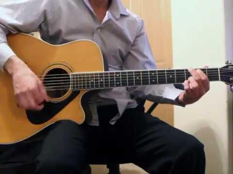 Round Here Buzz - Eric Church - Guitar Lesson