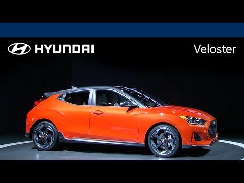 2019 Hyundai Veloster Detroit Auto Show Reveal Recap Hyundai VELOSTER