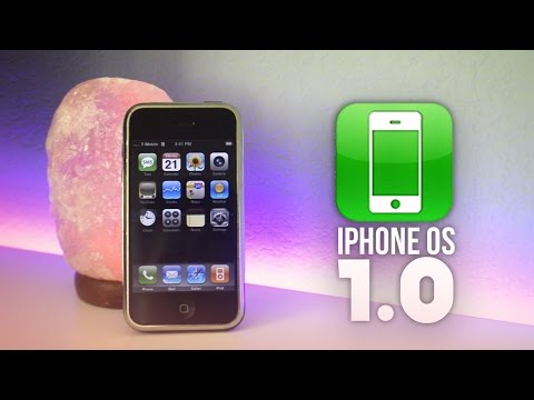 How to DOWNGRADE iPhone 2G to iPhone OS 1.0!