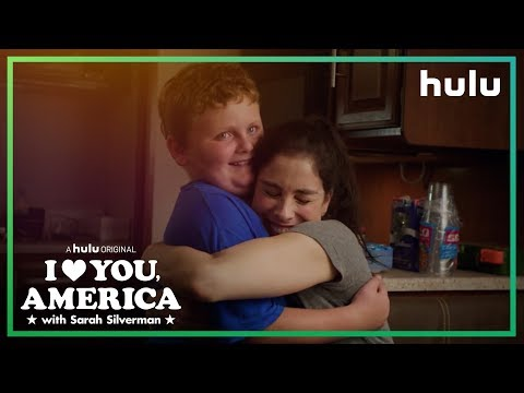 Sarah Silverman Visits Chalmette, LA | I Love You, America on Hulu