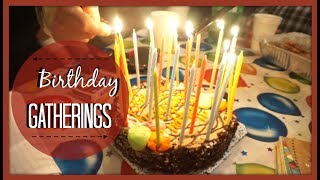 Too Many Songs On Your Birthday Vlog 2018 | Zen Chini Vlogs