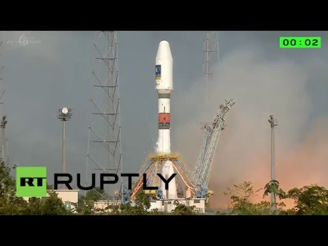 French Guiana: Arienespace successfully duel-launch satellites into orbit