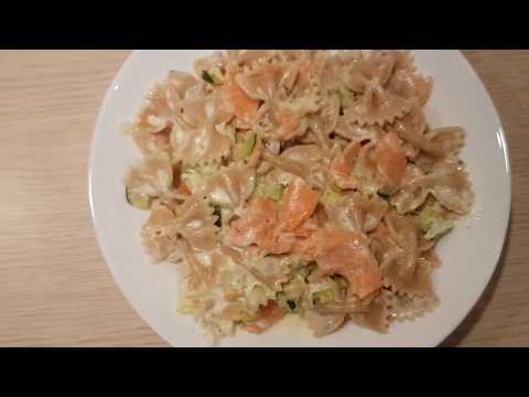 recette-de-pÂtes-au-saumon