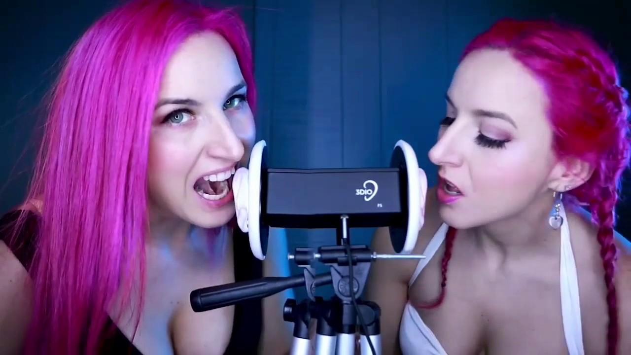 Asmr ear eating compilation part.4👅💦🔥 - YouTube