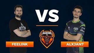 Liga Ragnaros T7 - AlxJan vs Feelink - CUARTOS DE FINAL