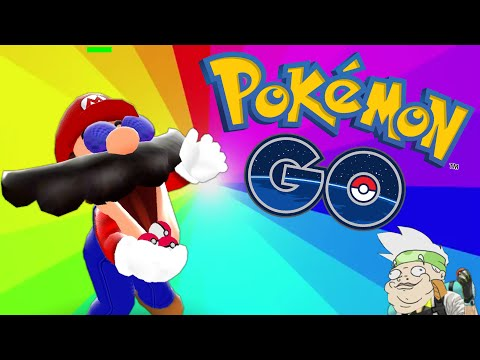 Thumbnail: SM64: Mario VS Pokemon GO