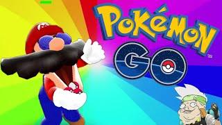 SM64: Mario VS Pokemon GO thumbnail