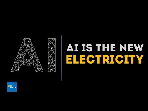 AI is the new ELECTRICITY | AI Trends