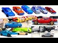 NEW 2018 Hot Wheels Japanese Sports Cars And More!