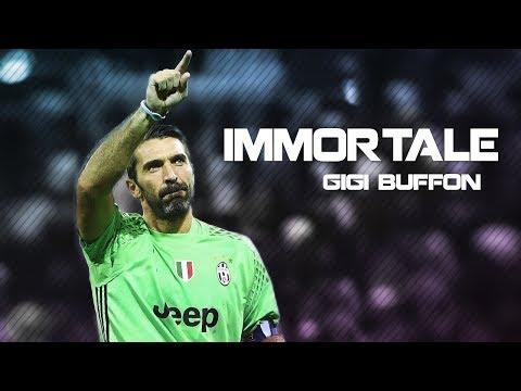 Gianluigi Buffon - GoodBye Legend ● Best Saves Ever ● Italy & Juventus 2017 | HD