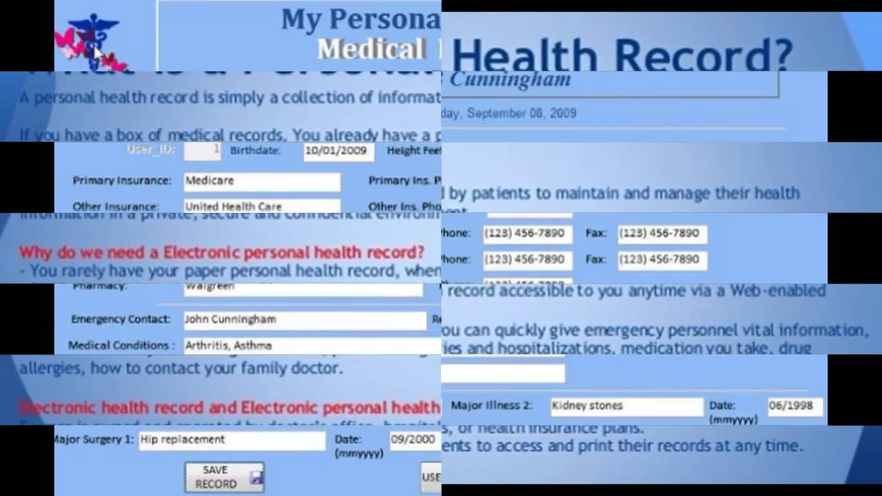 the modernization of personal health records Md code regs 10011604: medical records are the personal property of the entity providing health care massachusetts: no law identified conferring specific ownership or property right to medical record:  health records are the property of the health care entity maintaining them.
