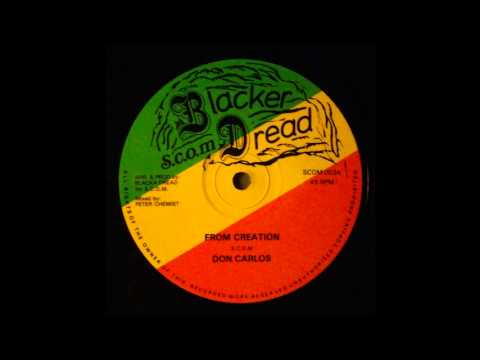 """Don Carlos - From Creation 12"""""""