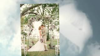 Свадебные пригласительные кружевные Gilliann Indigo